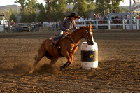 Watershed Barrel Race and Team Roping