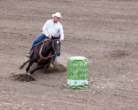 Cattlemens Days Watershed Barrel Racing and Team Roping